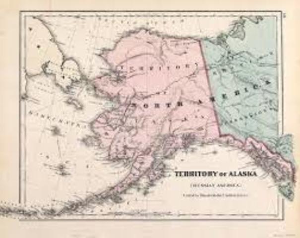 Purchase of Alaska 6