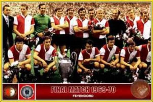 Décimo quinta Copa de Europa
