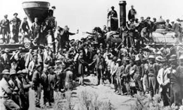 Transcontinental Railroad 6