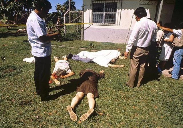 Asesinato de los Jesuitas