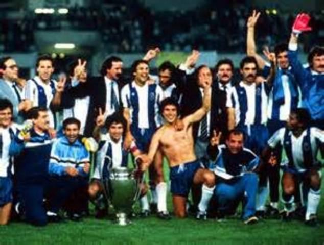 Trígesimo segunda Copa de Europa
