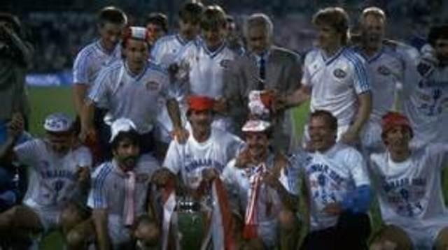 Trigésimo tercera Copa de Europa