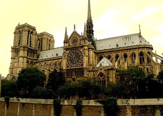 La escuela de Notre Dame