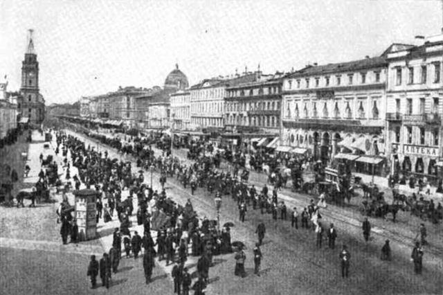 Переезд в Санкт-Петербург и новая работа