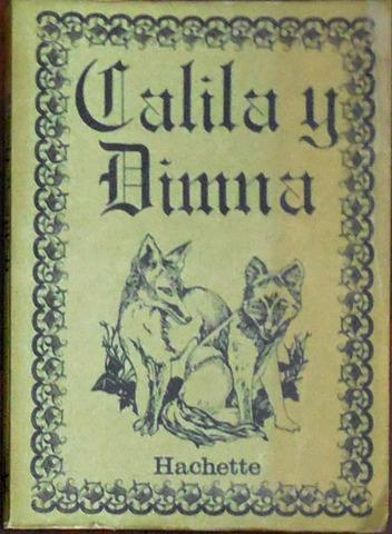 Libro de Calila e Dimna