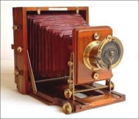 La cámara de fotos