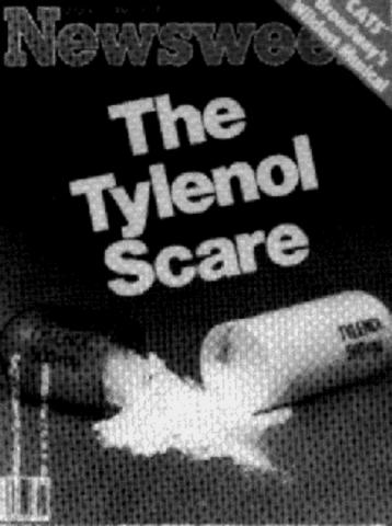 Diane Elsroth muere en NY por tomar Tylenol.