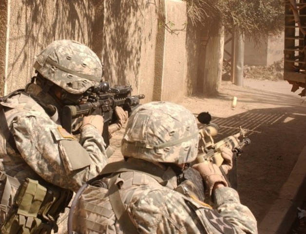 Iraq and Afghanistan Wars