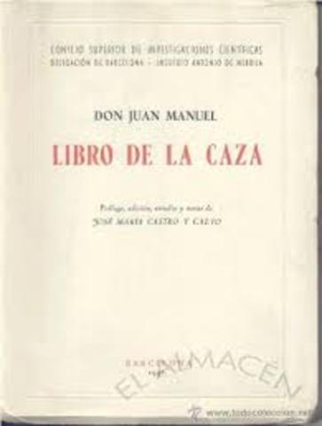 LIBRO DE LA CAZA
