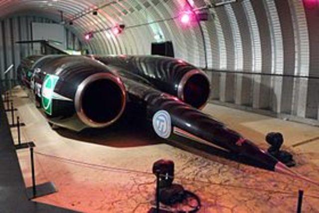 Fastest car record