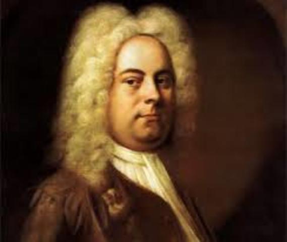 George Frederic Haendel