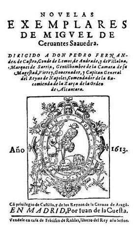Las Novelas Ejemplares de Cervantes