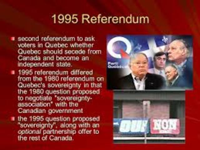 2nd Referendum on Sovereignty Association