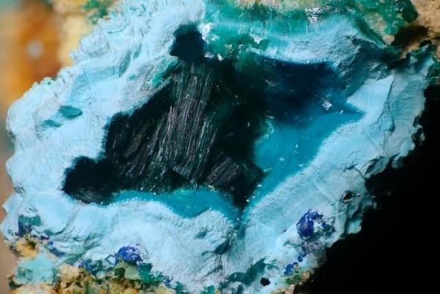 Química y Mineralogía
