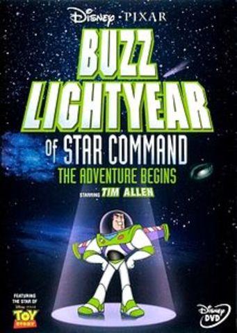 Базз Лайтер из звёздной команды: Приключения начинаются