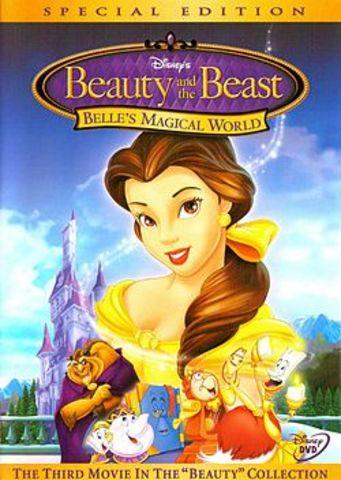 Красавица и Чудовище: Волшебный мир Белль