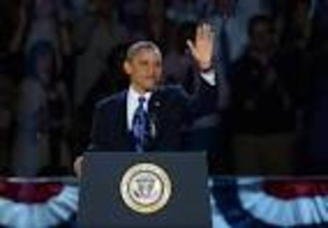 Election of Barak Obama
