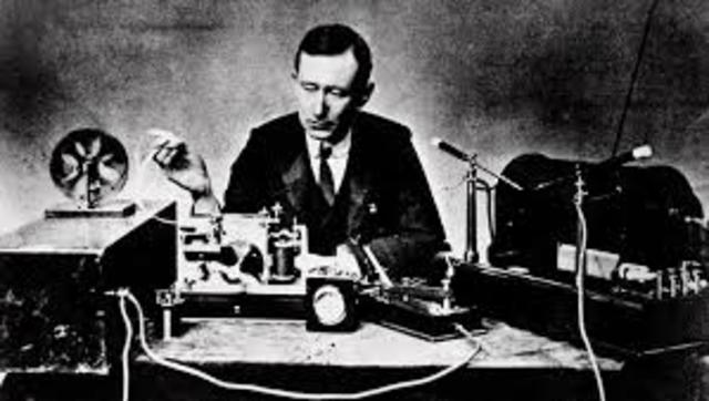 Telegrafía Inalámbrica