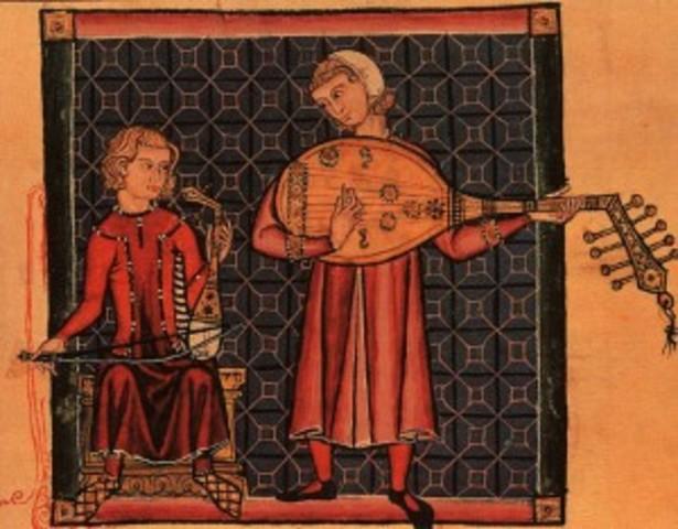 Medieval Times Begin