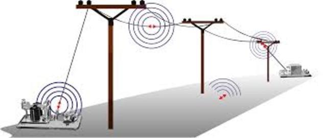 Se desarrolla la teoría de la Carga en los Cables