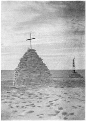 Robert Falcon Scott Beaten by Ronald Amundsen