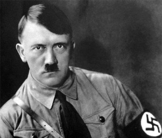 Suicidio de Hitler