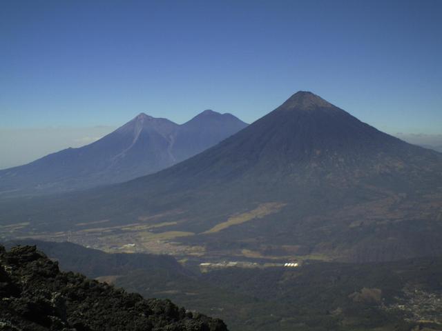 Escalando Volcan de Pacaya!!