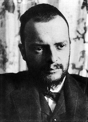 Paul Klee begins teaching