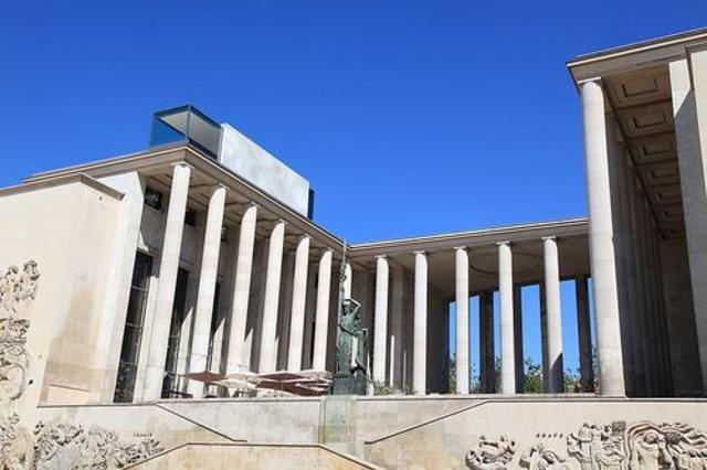 Ouverture du Palais de Tokyo à Paris