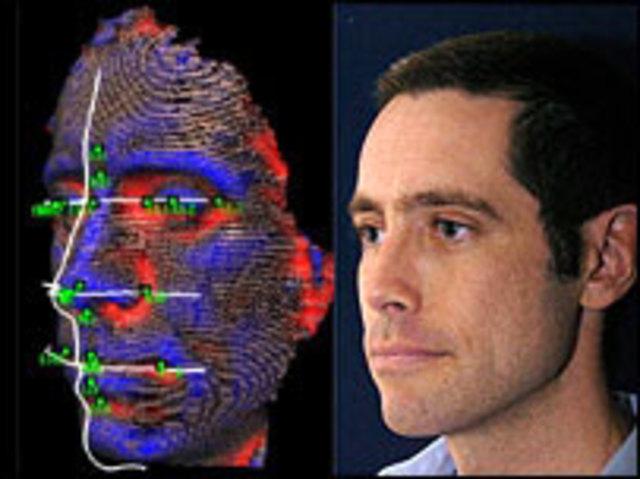 Reconocimiento facial en 3D