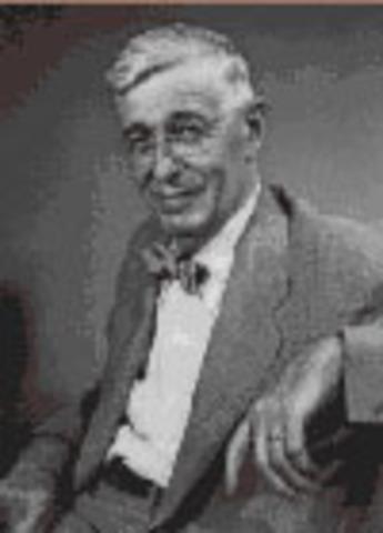 VANNEVAR BUSH (1890-1974).
