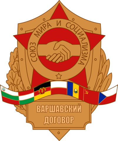 Warsaw Pact Created