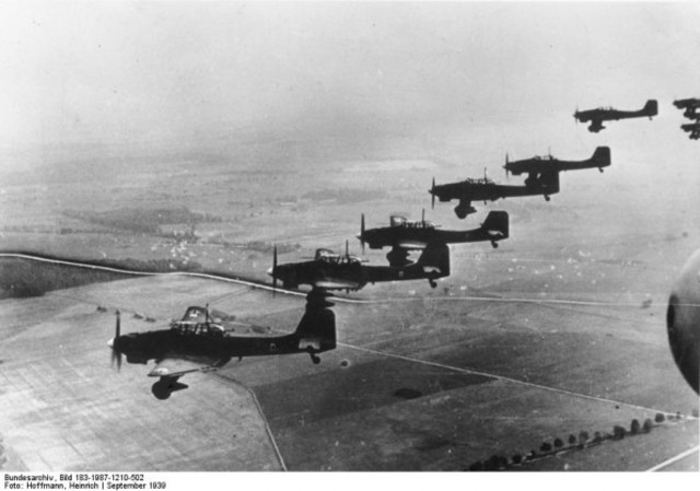 German Blitzkreig