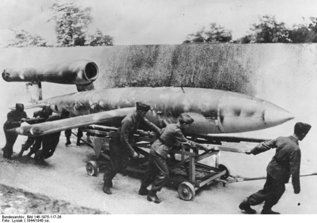 V-1 bomb