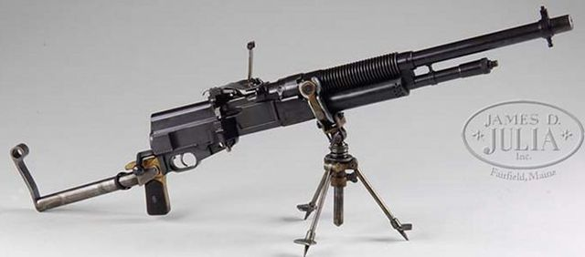 French Rifle