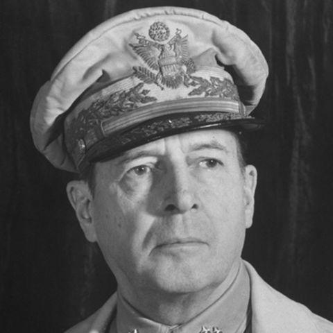 General Douglas MacArthur is fired