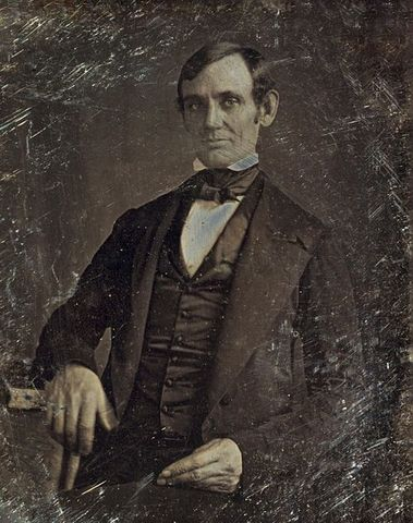 Lincoln becomes a member of the Illinois House of Representatives