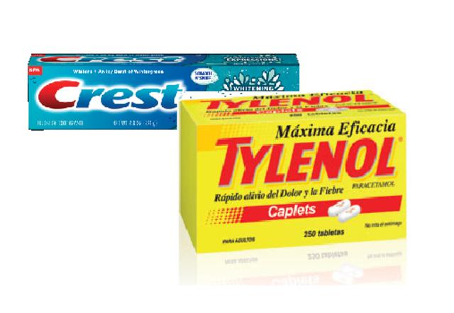 Tylenol el más vendido