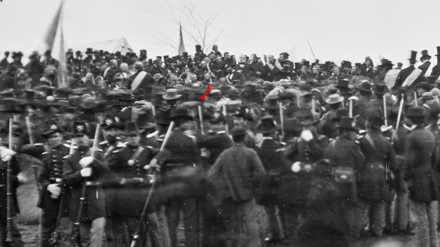 The Gettysburg Address is made