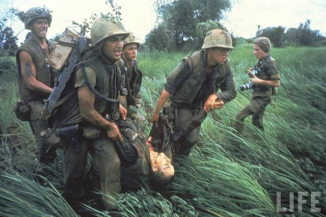 Muhammad Ali declines joining the Vietnam War