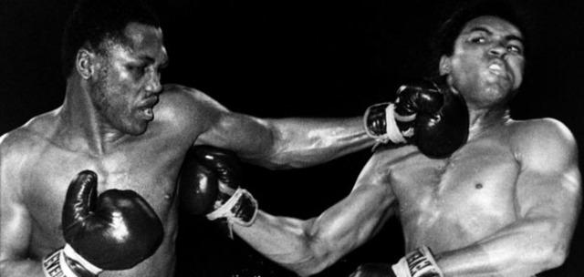 Muhammad vs Joe Frazier rematch