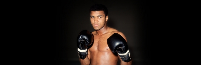 Muhammad becomes a Three time Boxing Champion