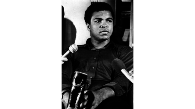 Muhammad Ali's Retirement