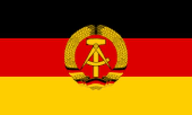 Germany Split: East