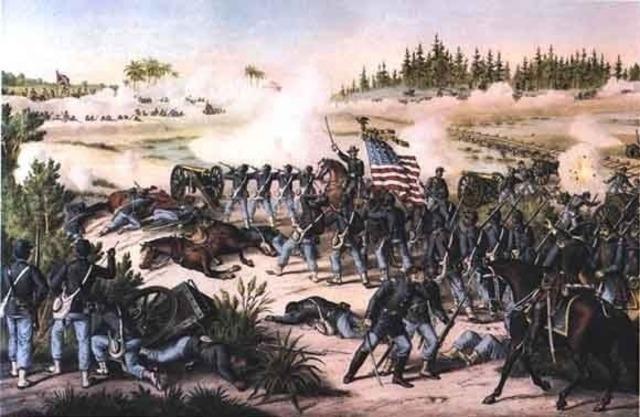 Civil War Ends!