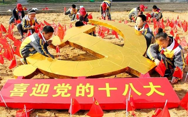 China Becomes Communist