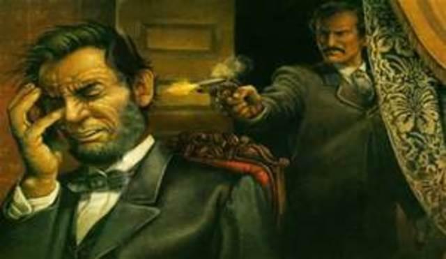 President Lincoln Dies