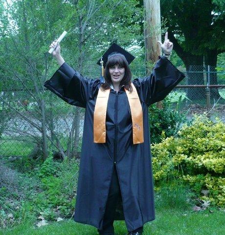 Bachelor Degree at 53
