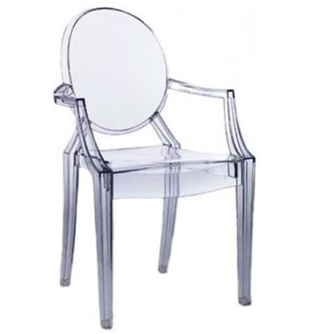 Philippe Starck dessine la Louis Ghost Chair