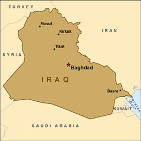 Iraq Withdrawl
